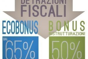 Detrazioni fiscali per ristrutturazione e riqualificazione energetica