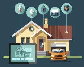 La rivoluzione della casa intelligente