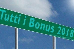 Riepilogo Bonus 2018 per casa e condominio