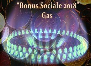 Gas: anche per il 2018 Bonus Sociale per le famiglie disagiate
