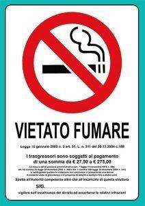 Il Divieto di Fumo e il Condominio