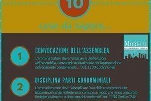 Amministratore di Condomio - 10 cose da sapere - Morelli Amministrazione Immobili