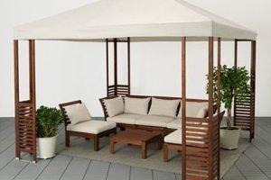 Le condizioni e i limiti per installare un Gazebo sul proprio terrazzo.