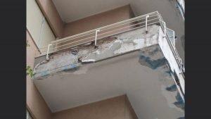 Manutenzione dei balconi condominiali