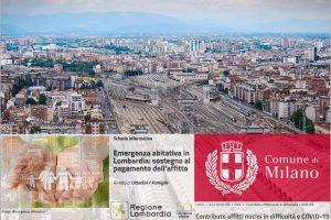 Contributo affitti Milano per emergenza Coronavirus